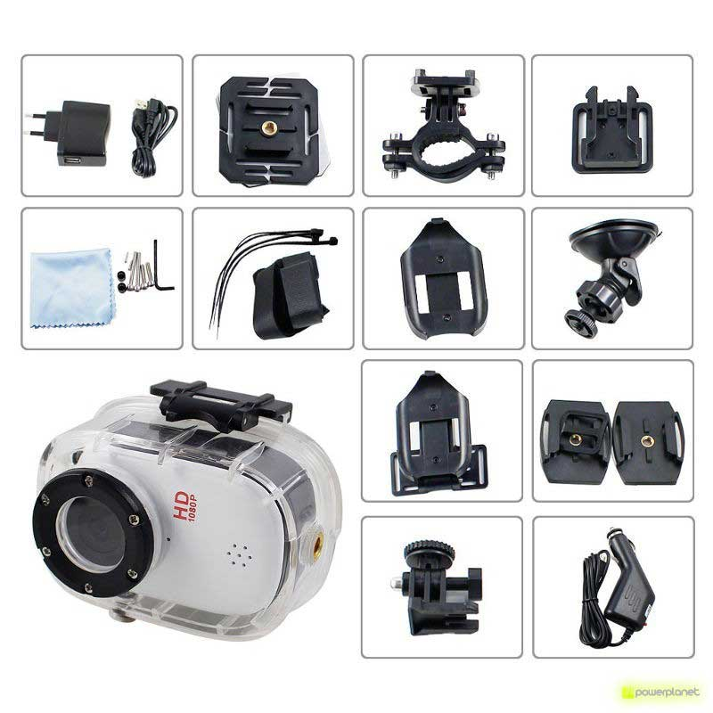 Video Camera Sports SJ1000 - camera barata - Item6