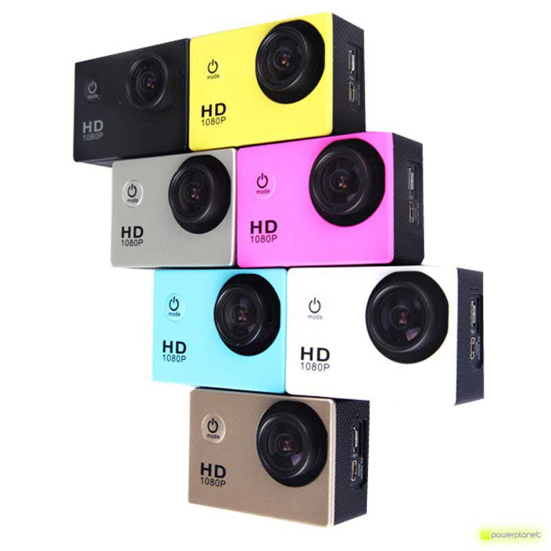 Action Cam SJ4000 - Item2