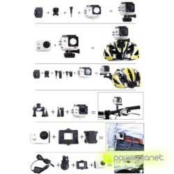 Video Câmera SJ4000 Wifi - Câmera barata - Item1