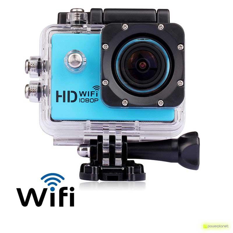 Video Câmera SJ4000 Wifi - Câmera barata