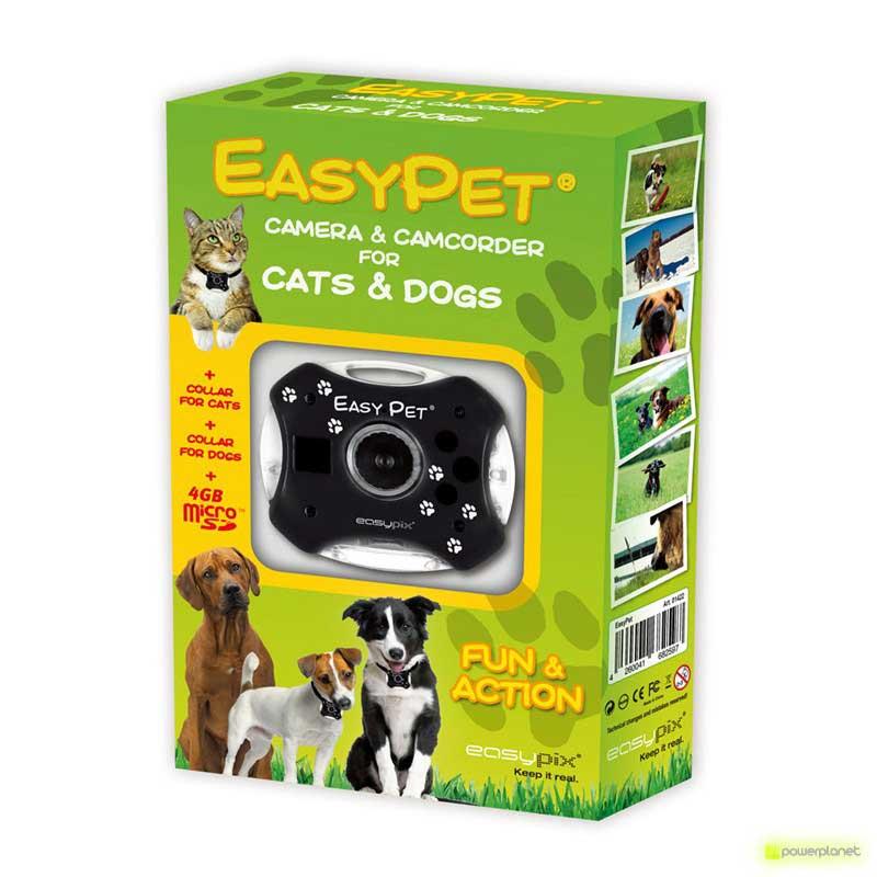 comprar câmera perros y gatos