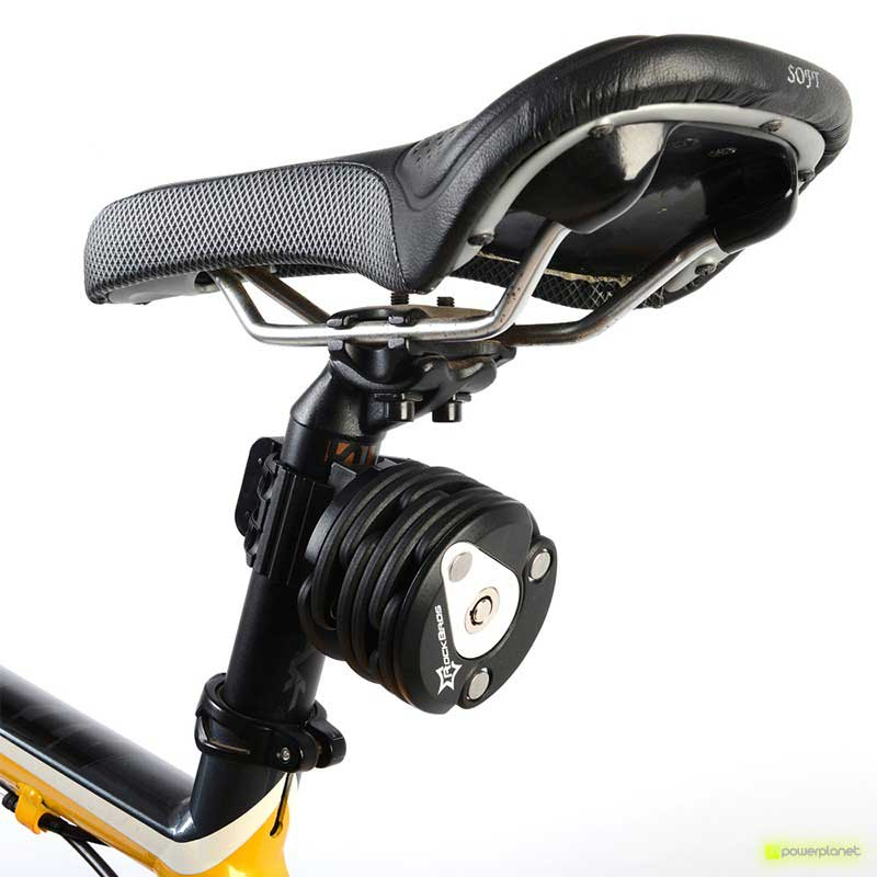 Folding bike lock Rockbros - Item4