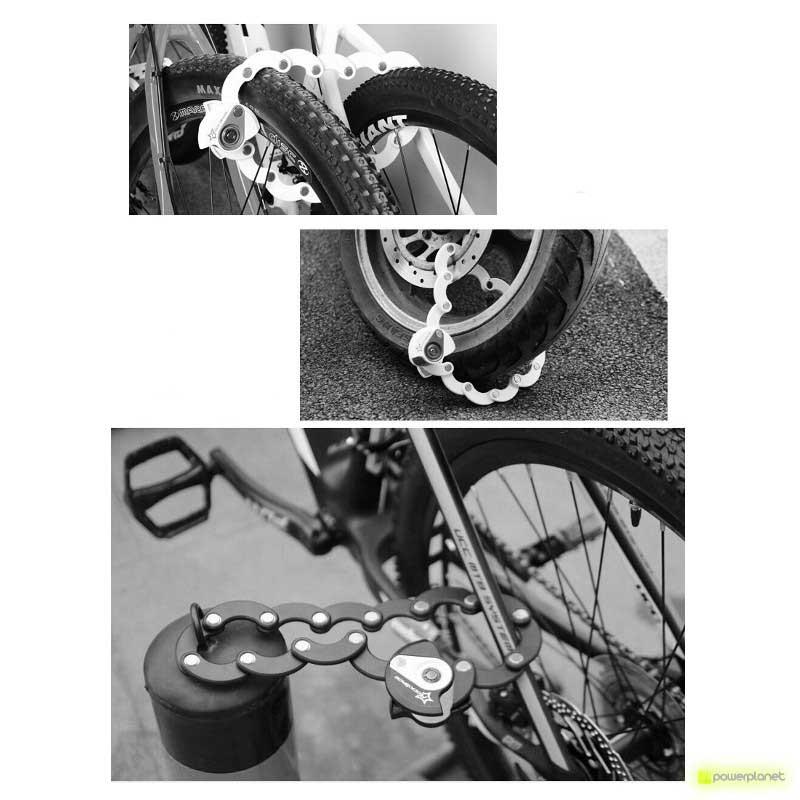Folding bike lock Rockbros - Item5