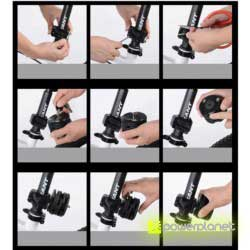 Folding bike lock Rockbros - Item8