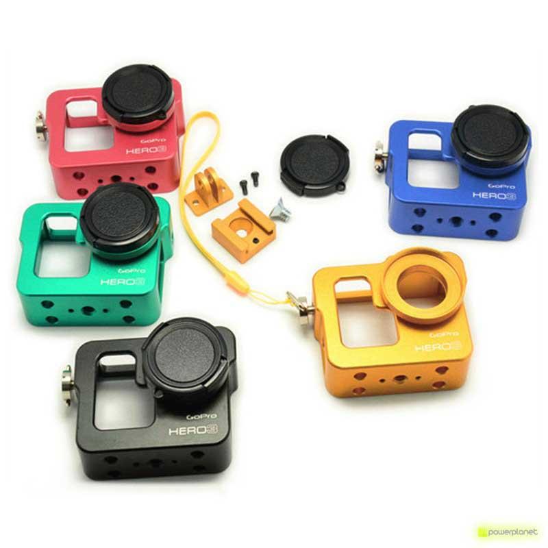 Carcasa de aluminio GoPro colores - Ítem6
