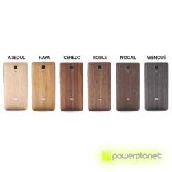 Tampa traseira efeit madeira Xiaomi mi4 - Item1