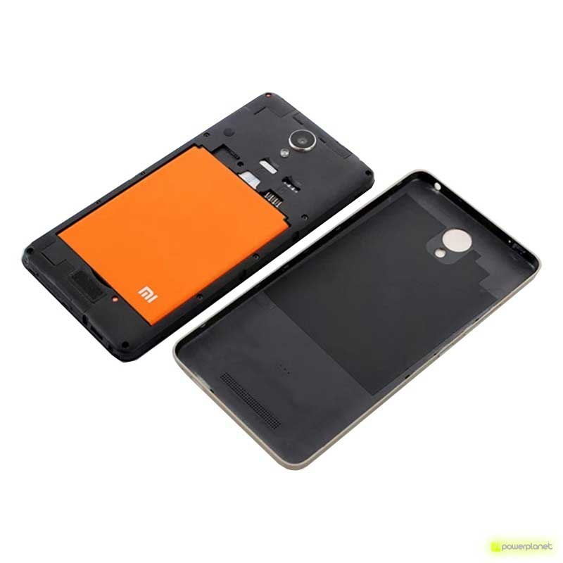 Capa traseira intercambiável Xiaomi Redmi Note 2 - Item2