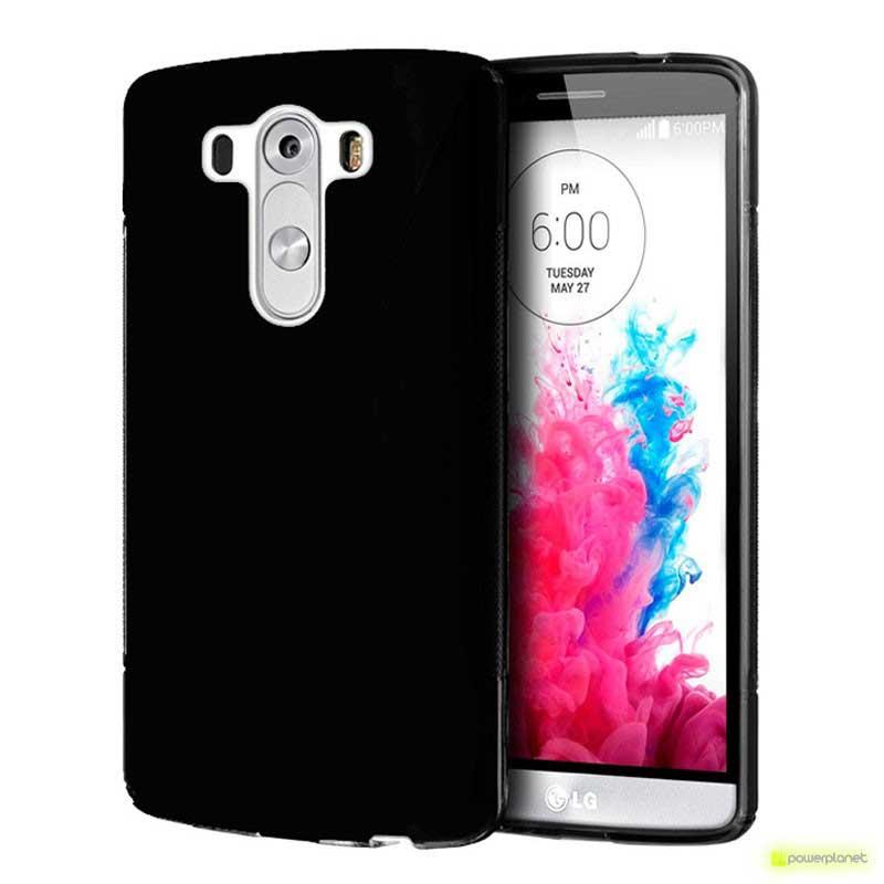 Capa de Silicone LG G3 - Item4