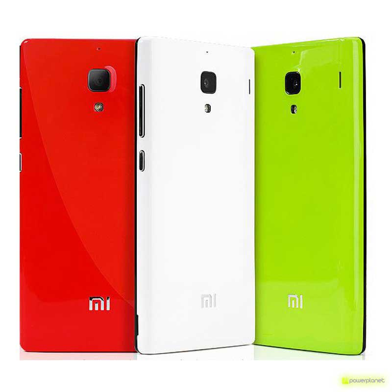 Carcasa Traseira Xiaomi Red/Rice Redmi 1S - Item