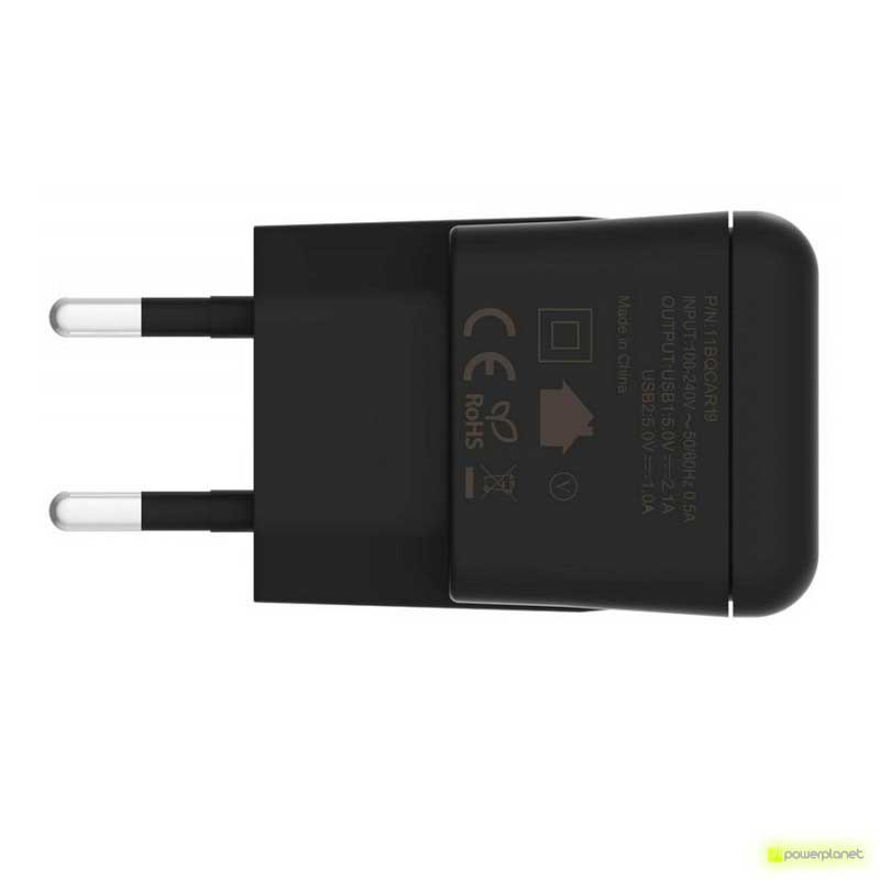 Carregador Dual USB 3.1 A - Item2