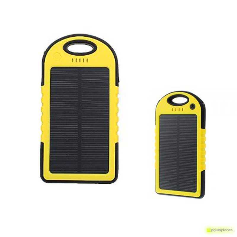 Carregador solar 4000mAh waterproof - Item1