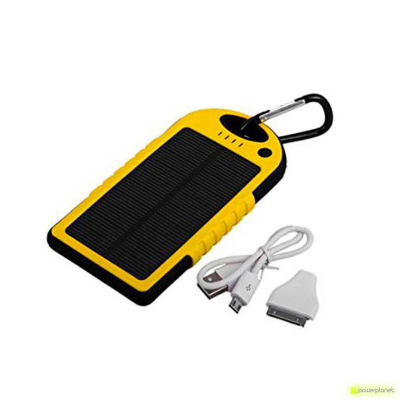 Carregador solar 4000mAh waterproof - Item2