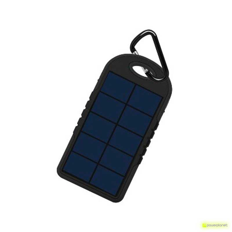Carregador solar 4000mAh waterproof - Item3