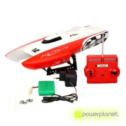 RC SpeedBoat Catamaran 352 - Item1