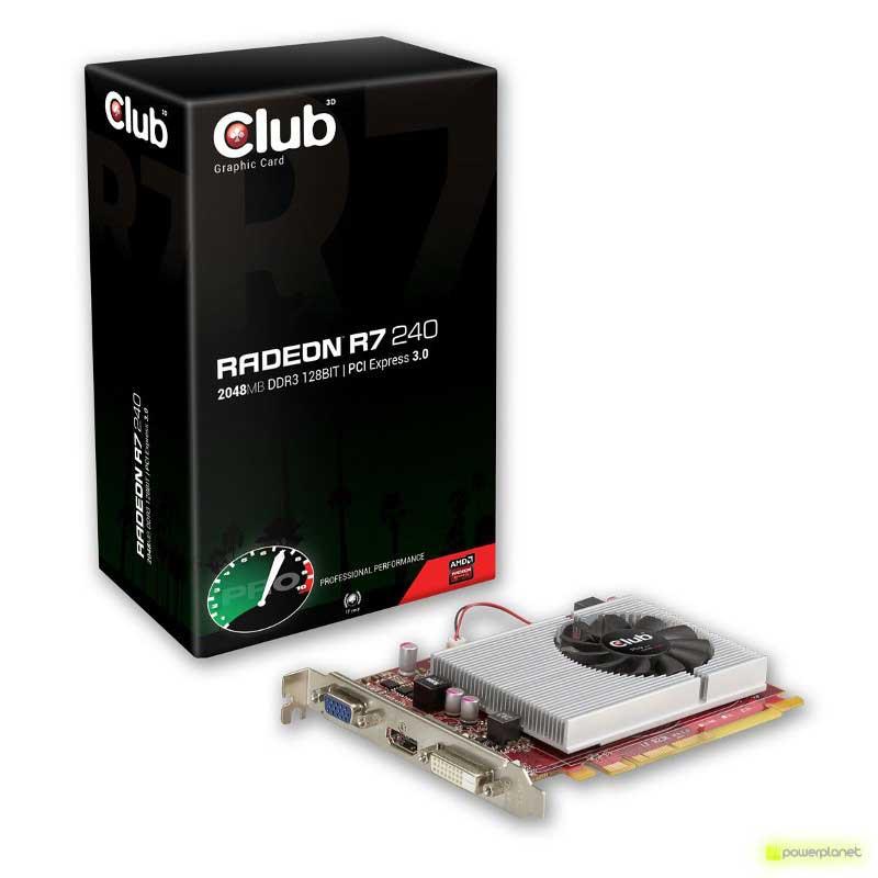 CLUB3D Radeon R7 240