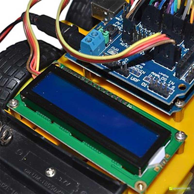Coche controlado por Bluetooth con Arduino - Ítem2