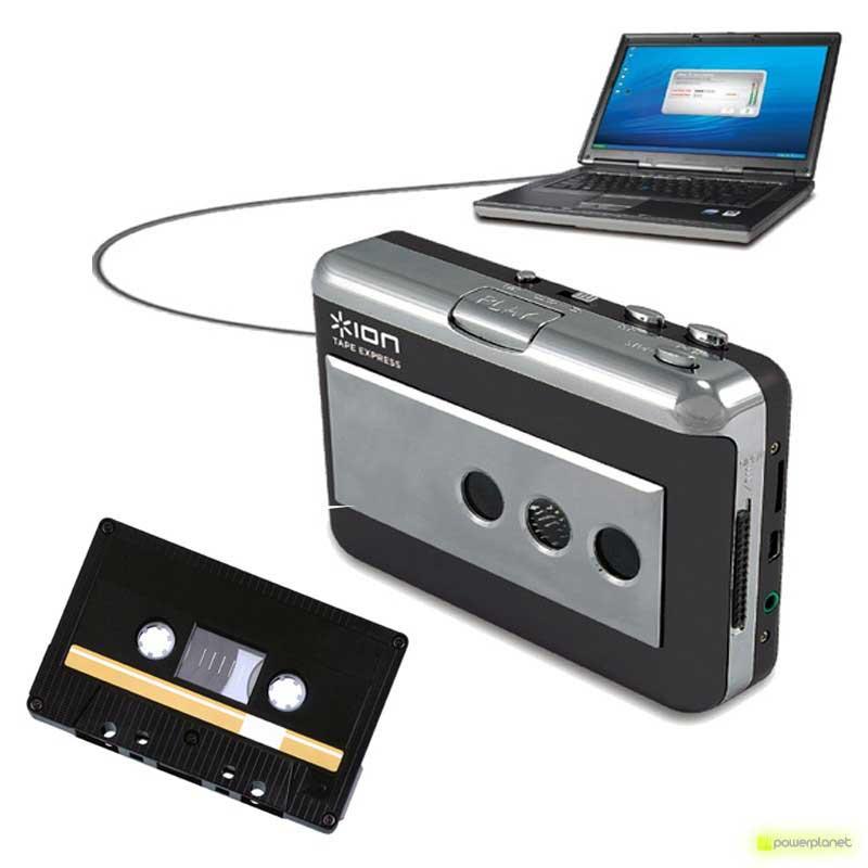 Conversor Cassete a MP3