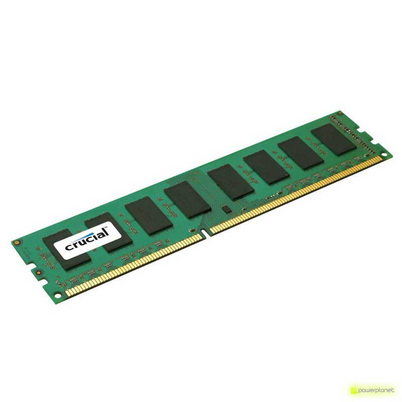 Crucial 8GB DDR3-1600 - Item