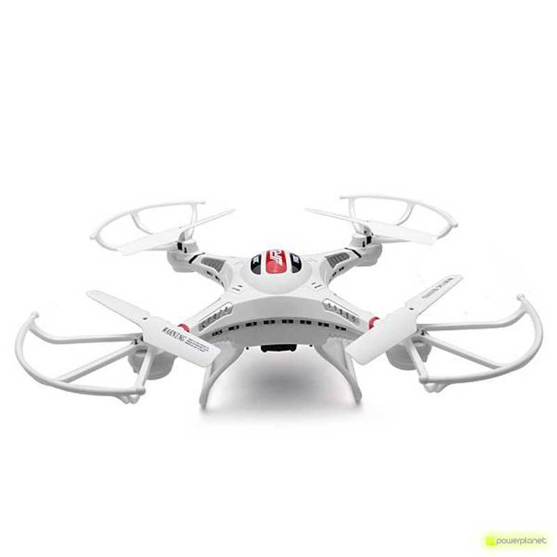 QuadCopter DFD F183 2.4GHz 6 Axis Gyro - Item2