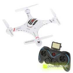 QuadCopter DFD F183 2.4GHz 6 Axis Gyro - Item3