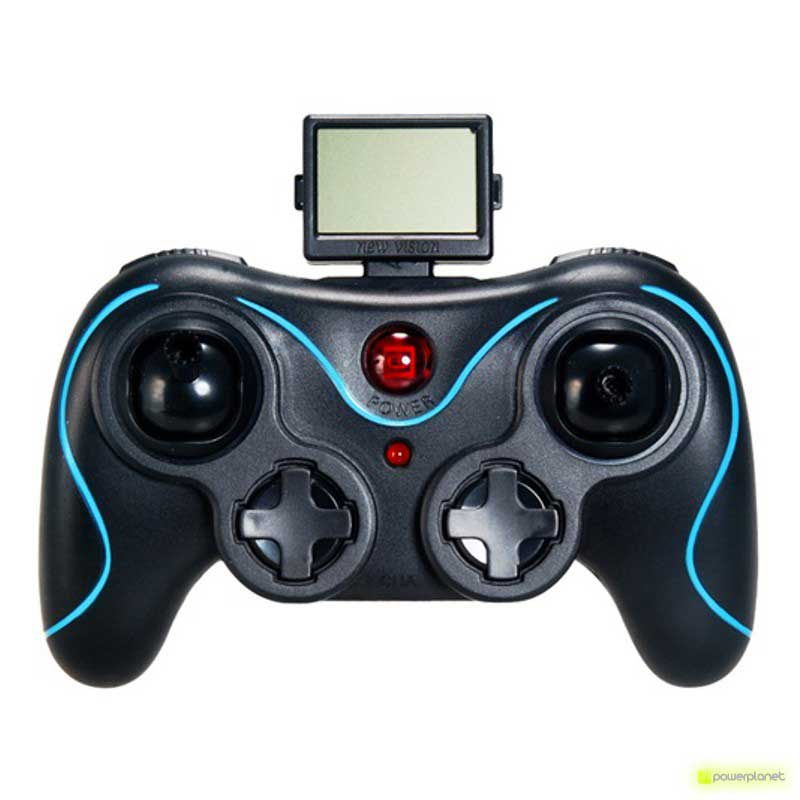 QuadCopter DFD F183 2.4GHz 6 Axis Gyro - Item4