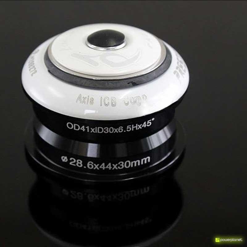Rolamentos selados endereço Headset Prestine - Item7