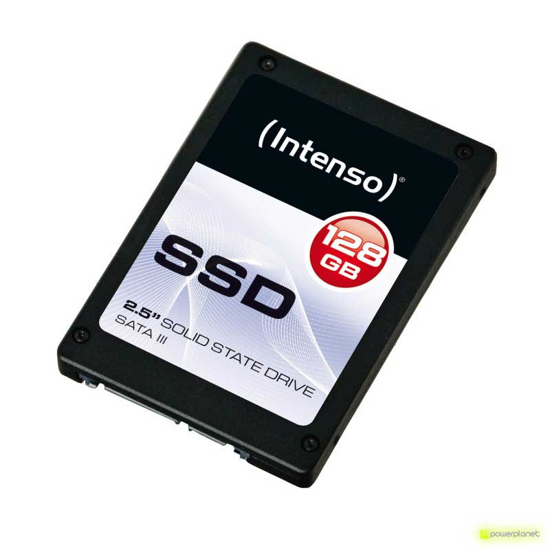 Disco Duro SSD Intenso 128GB