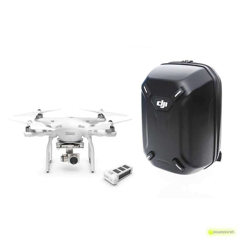 DJI Phantom 3 Advanced + Bateria + Mochila - Ítem
