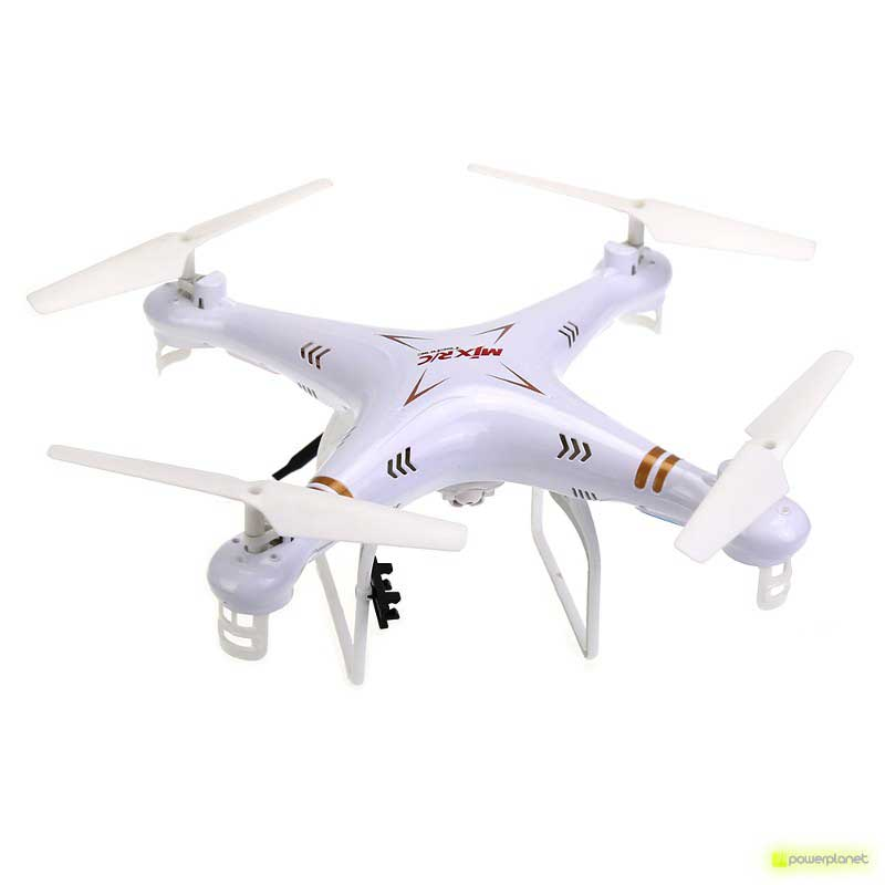 QuadCopter MJX X705C