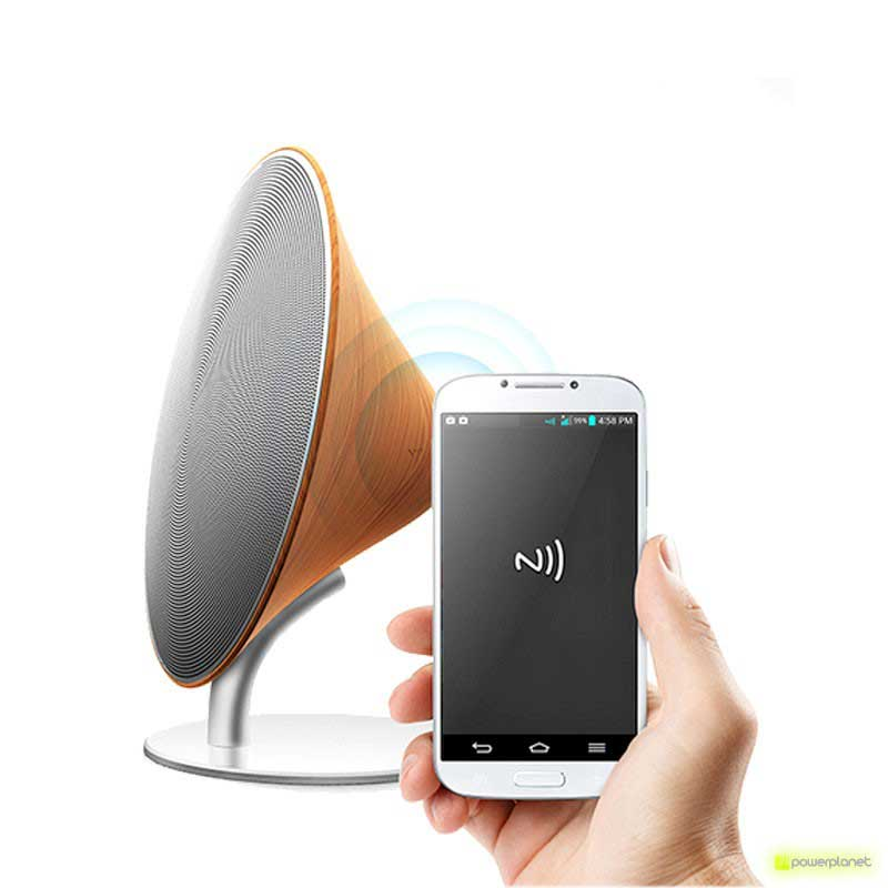 Altavoz Bluetooth Emie Solo One - Ítem4