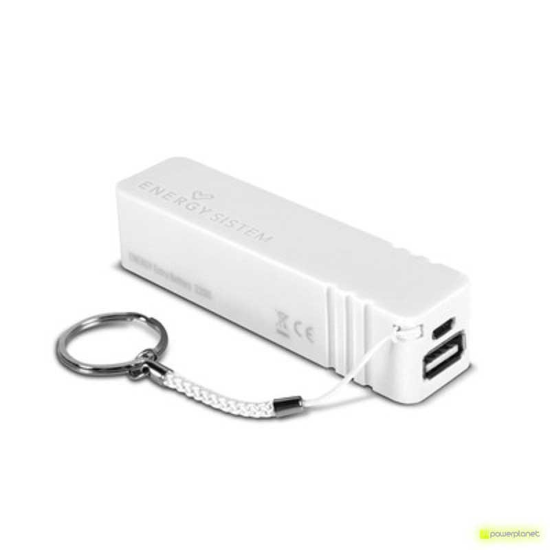 Energy Extra Battery 2200 Blanco