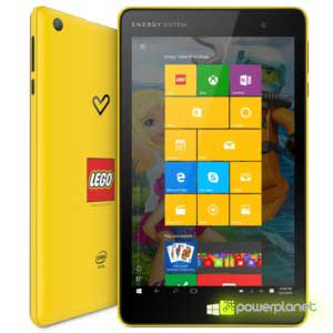 Energy Tablet 8 Windows LEGO Edition