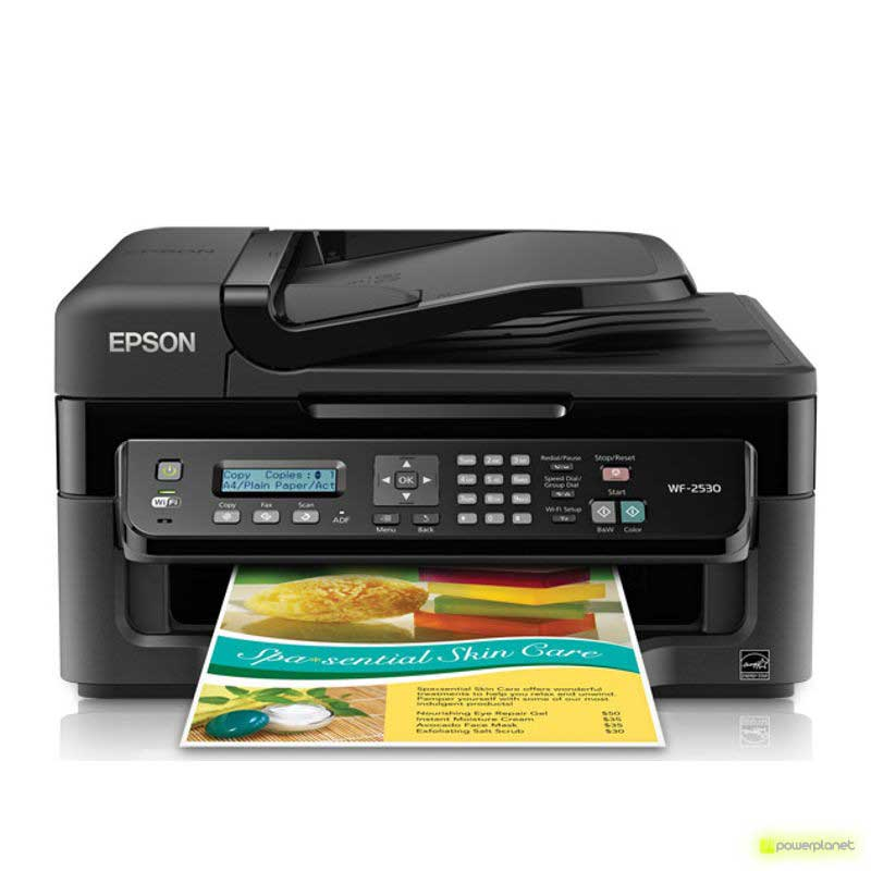 Epson WorkForce WF-2530WF - Item