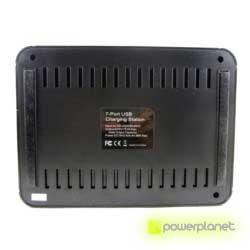 Estación de carga 7 puertos USB - Ítem2