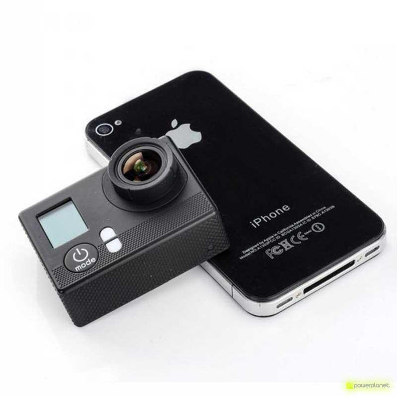 Câmera de Vídeo esporte F42 FullHD - Item3