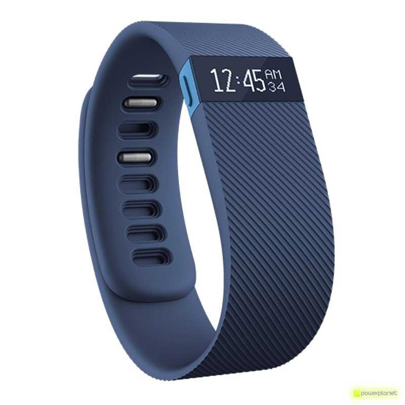 Fitbit Charge pulsera de actividad y sueño con reloj - Ítem1