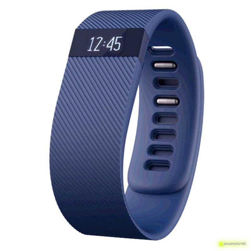 Fitbit Charge pulseira actividade e sonho com relógio