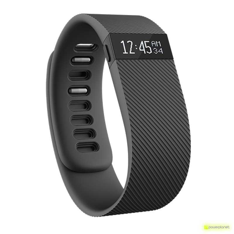 Fitbit Charge pulseira actividade e sonho com relógio - Item3