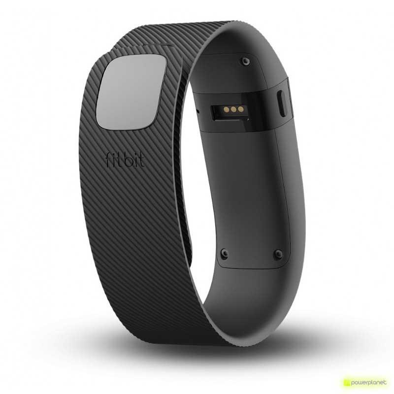 Fitbit Charge pulsera de actividad y sueño con reloj - Ítem5