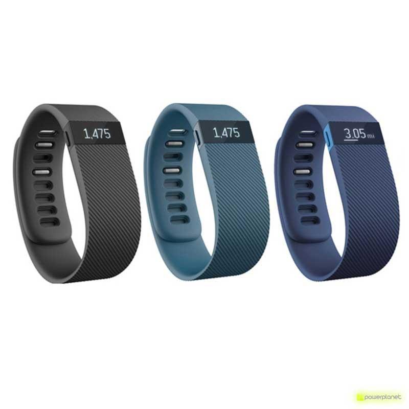 Fitbit Charge pulsera de actividad y sueño con reloj - Ítem6