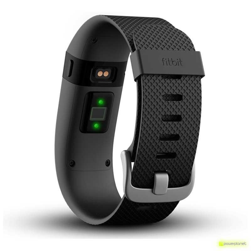 Fitbit Charge HR pulseira actividade e sonho com relógio - Item2