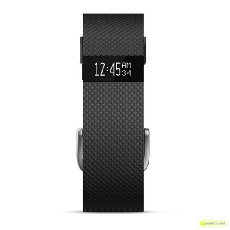 Fitbit Charge HR pulseira actividade e sonho com relógio - Item3
