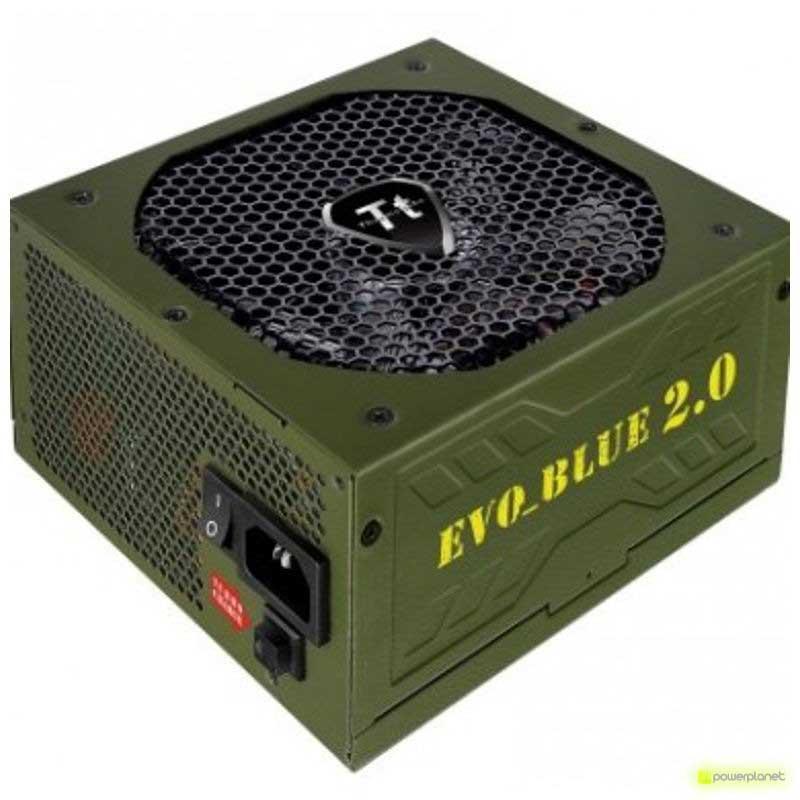 Fuente modular THERMALTAKE EVOBlue2.0 650W|80+G|GR