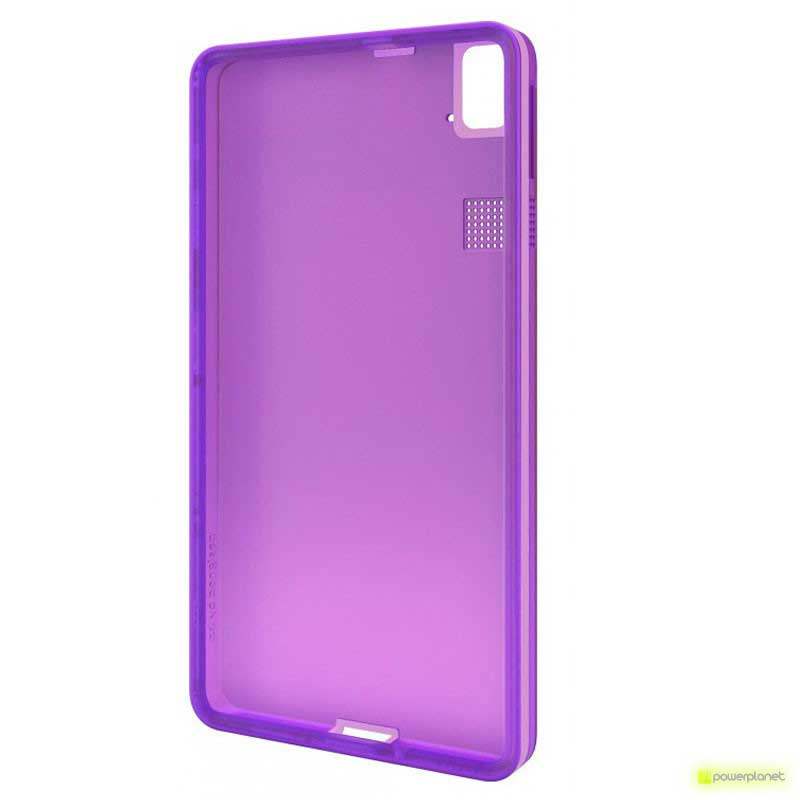 Capa Gummie Cover BQ Aquaris E6 - Item1