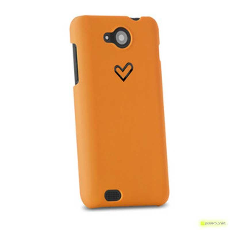 Funda Energy Phone Colors Naranja