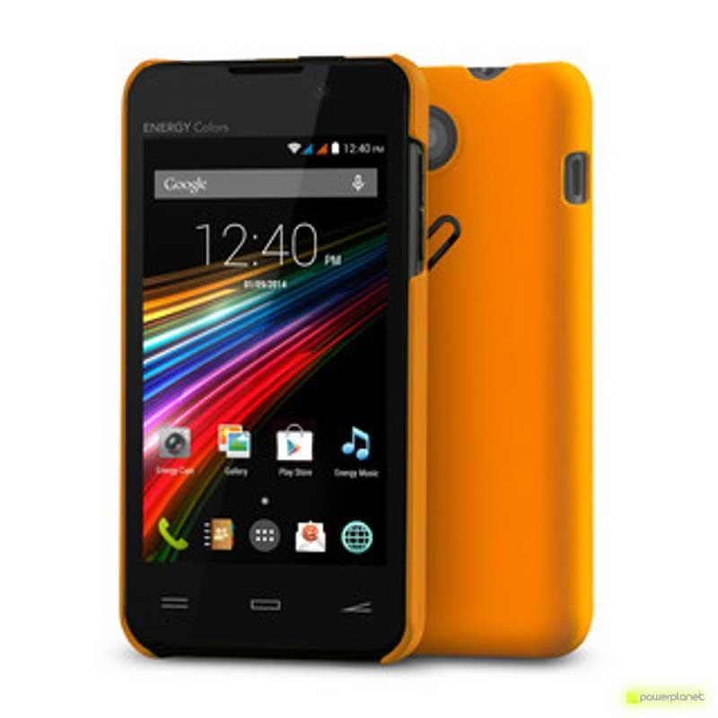 Funda Energy Phone Colors Naranja - Ítem2