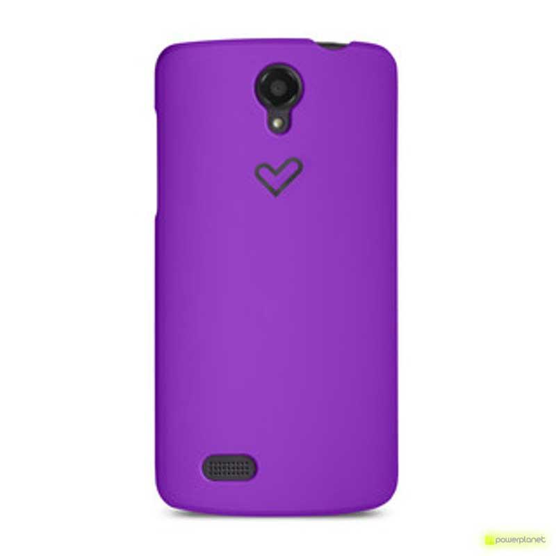 Funda Energy Phone Max Violeta - Ítem2