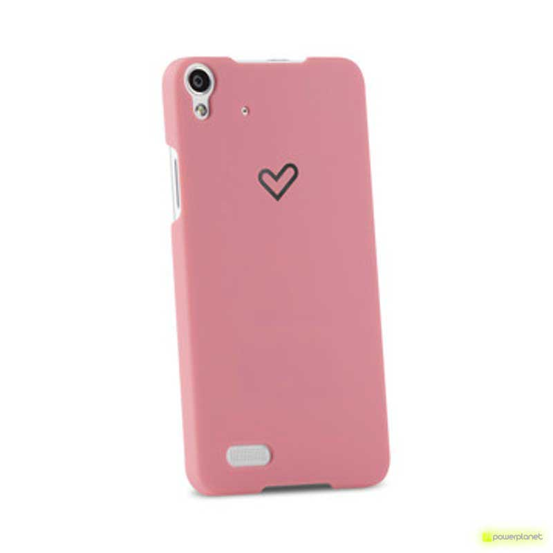 Caso Energy Phone Pro HD Rosa