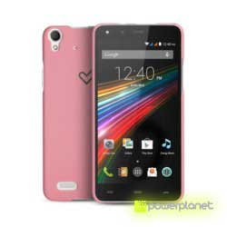 Caso Energy Phone Pro HD Rosa - Item1