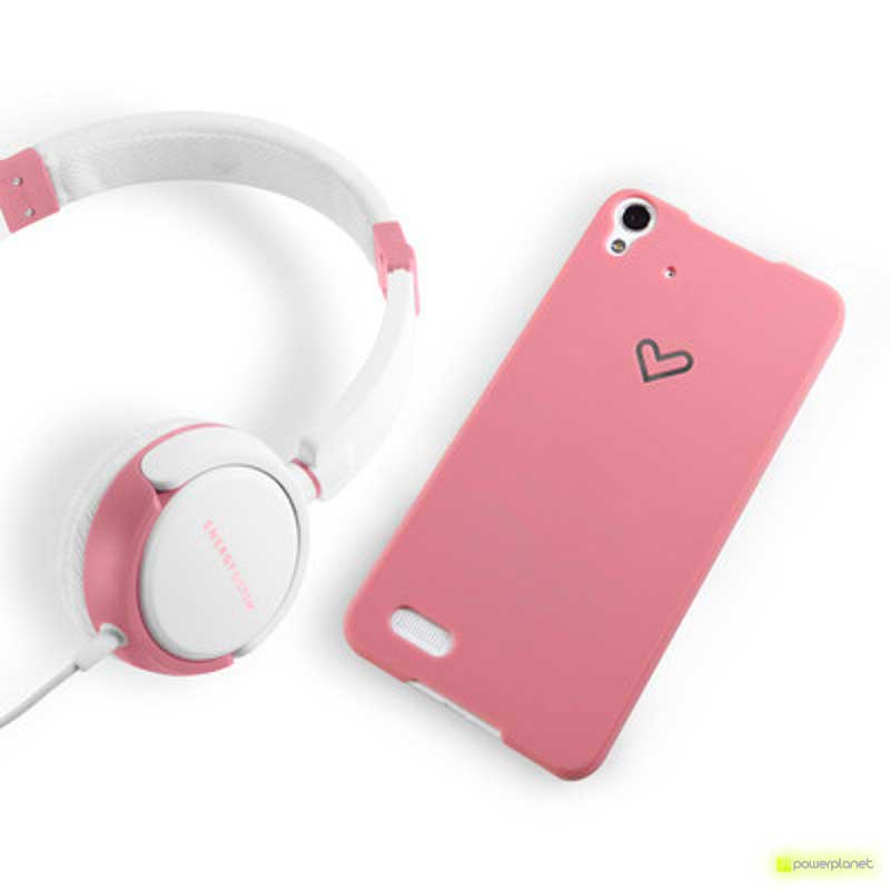 Funda Energy Phone Pro HD Rosa - Ítem2